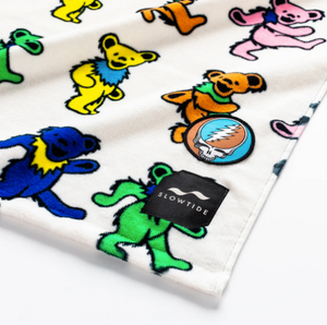Bear Bones Towel