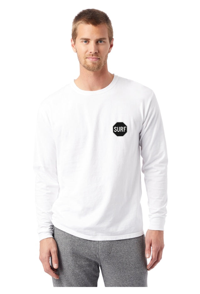 Surf Stop L/S Tee