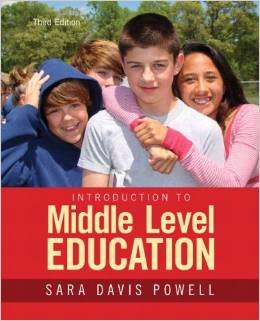 Introduction To Middle Level Education