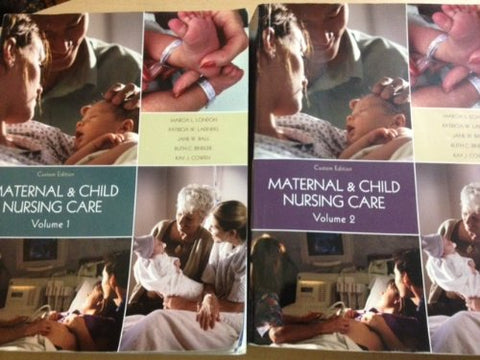 Maternal & Child Nursing Care Volume 1 & 2