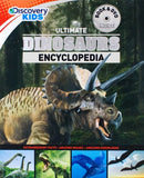 Ultimate Dinosaurs Encyclopedia W/Dvd (Discovery Kids) (Discovery Book + Dvd)