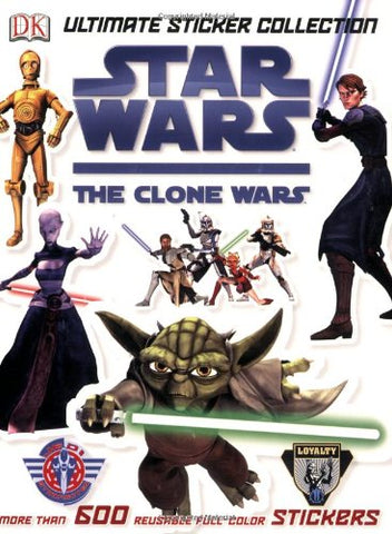 Ultimate Sticker Collection: Star Wars: The Clone Wars