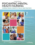 Psychiatric-Mental Health Nursing: Evidence-Based Concepts, Skills And Practices (Point (Lippincott Williams & Wilkins))