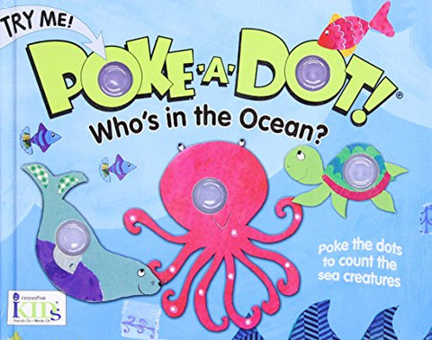 Who'S In The Ocean? (Poke-A-Dot!)