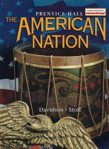 The American Nation 9E Student Edition 2003C