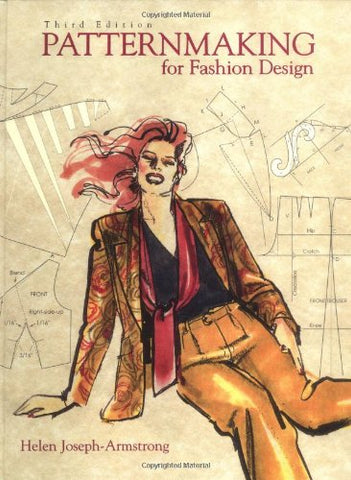 Patternmaking For Fashion Design (3Rd Edition)