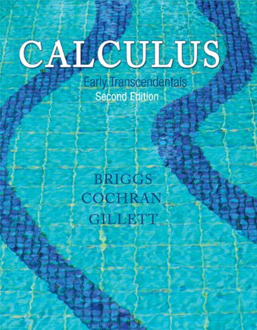 Calculus: Early Transcendentals (2Nd Edition)