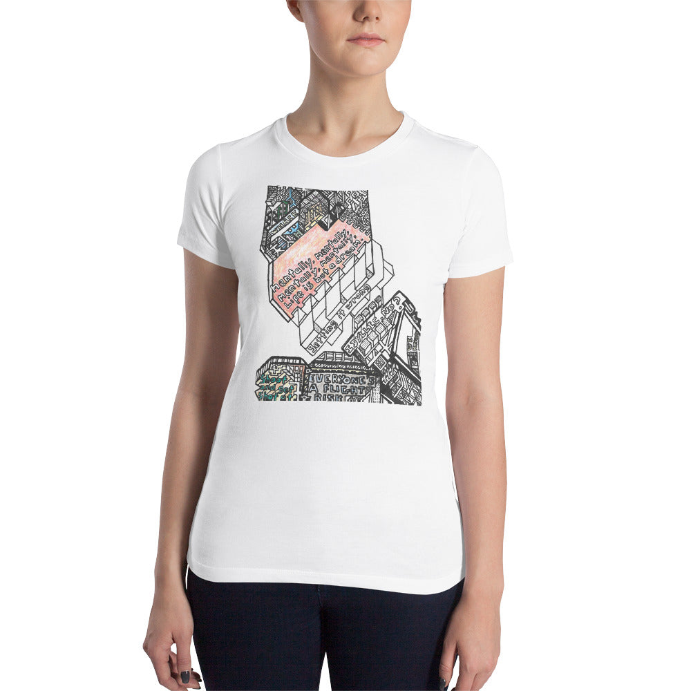 Getting It Wrong Women's Tee