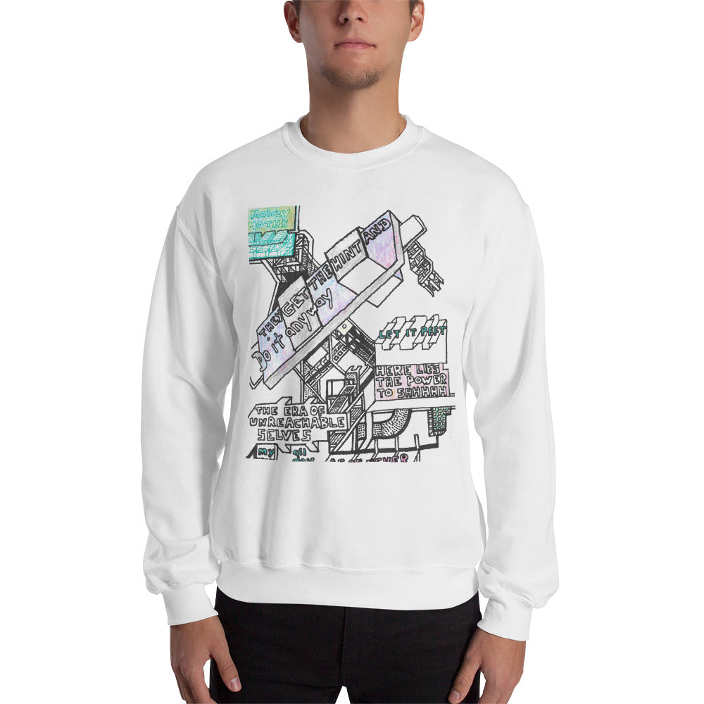 Era Of The Unreachable Selves Sweatshirt