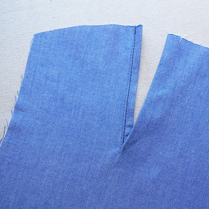 Archer Sew Along | Day 9 | Sleeve Plackets