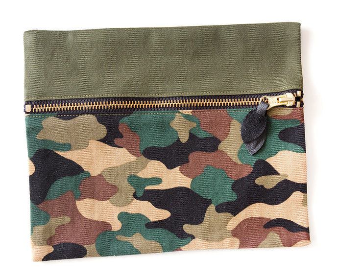 Making the Portside Pouch