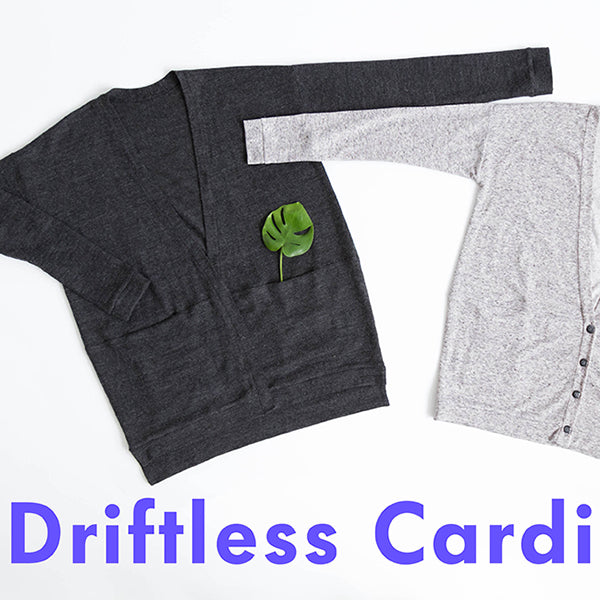 New Pattern Release... The Driftless Cardigan!