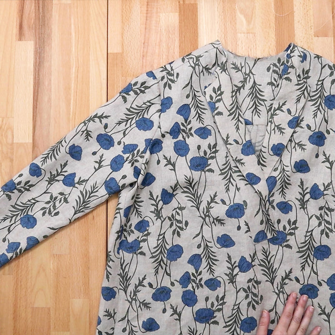 Augusta Sew Along: Day 09 – Setting the Long Sleeves