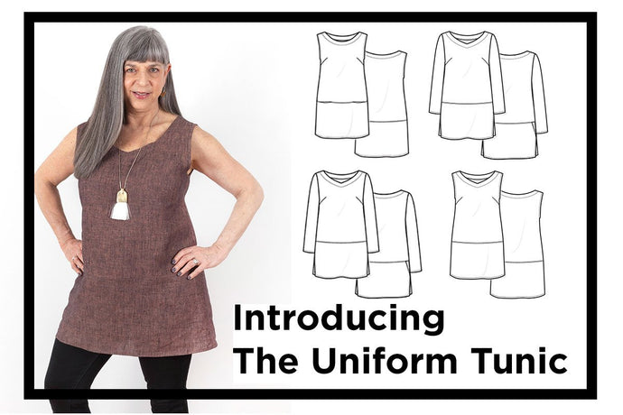 Introducing the standalone release of the Uniform Tunic!