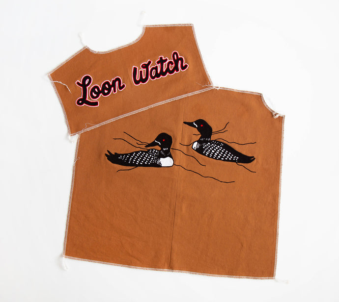 "Jen's ""Loon Watch"" Thayer Jacket"