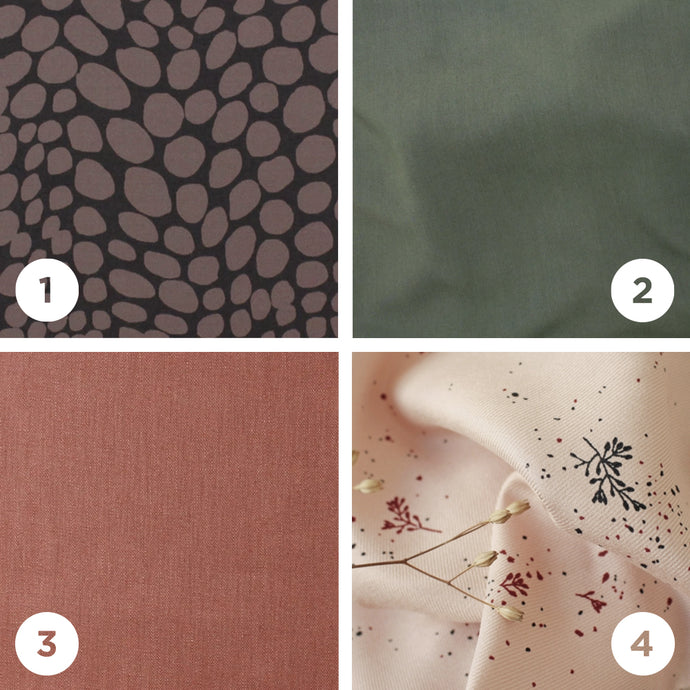 Reed Skirt Sew-Along: Choosing Fabrics