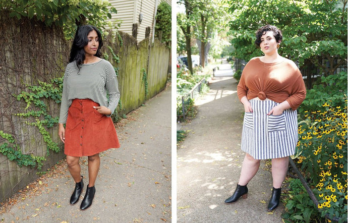 Pattern Highlight: The Reed Skirt