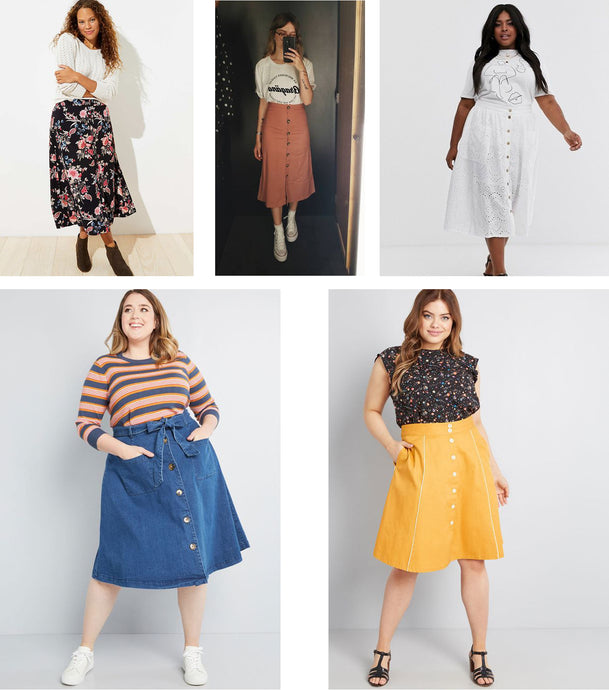 Reed Skirt Sew-Along: Inspiration