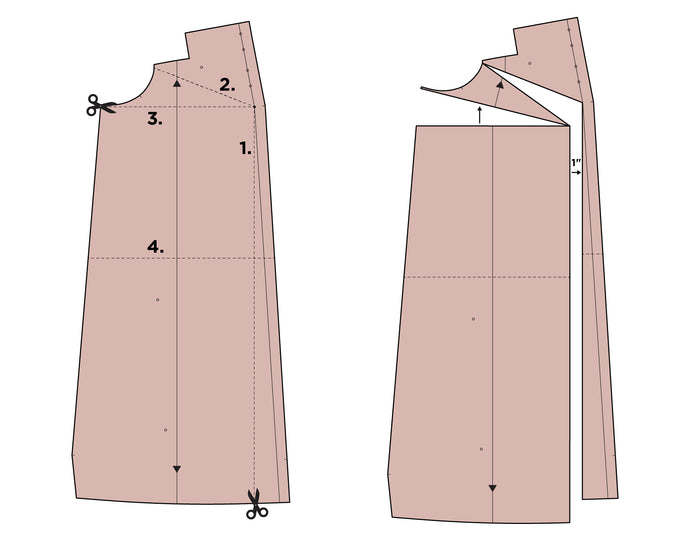 Thayer Sew-Along: Pattern Adjustments