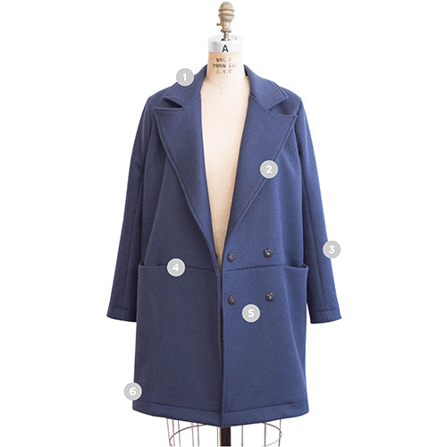 Introducing the Yates Coat!