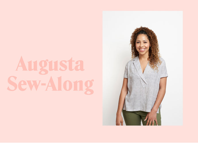 Get Ready for the Augusta Sew-Along!