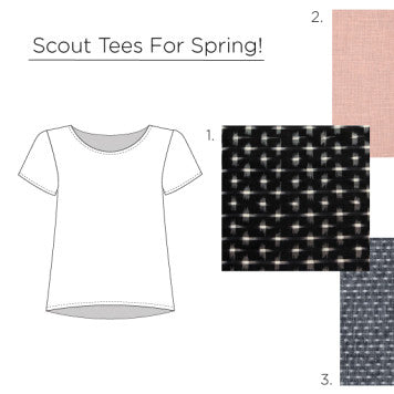 Styling & Swatches | Scout Tee