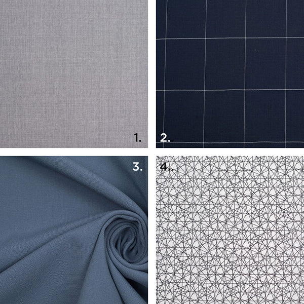 Morris Sew-Along: Choosing Fabrics
