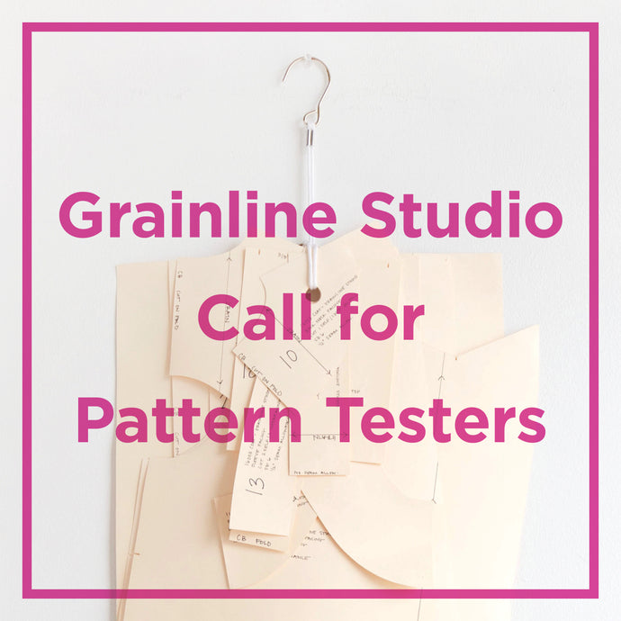 Calling All Pattern Testers!