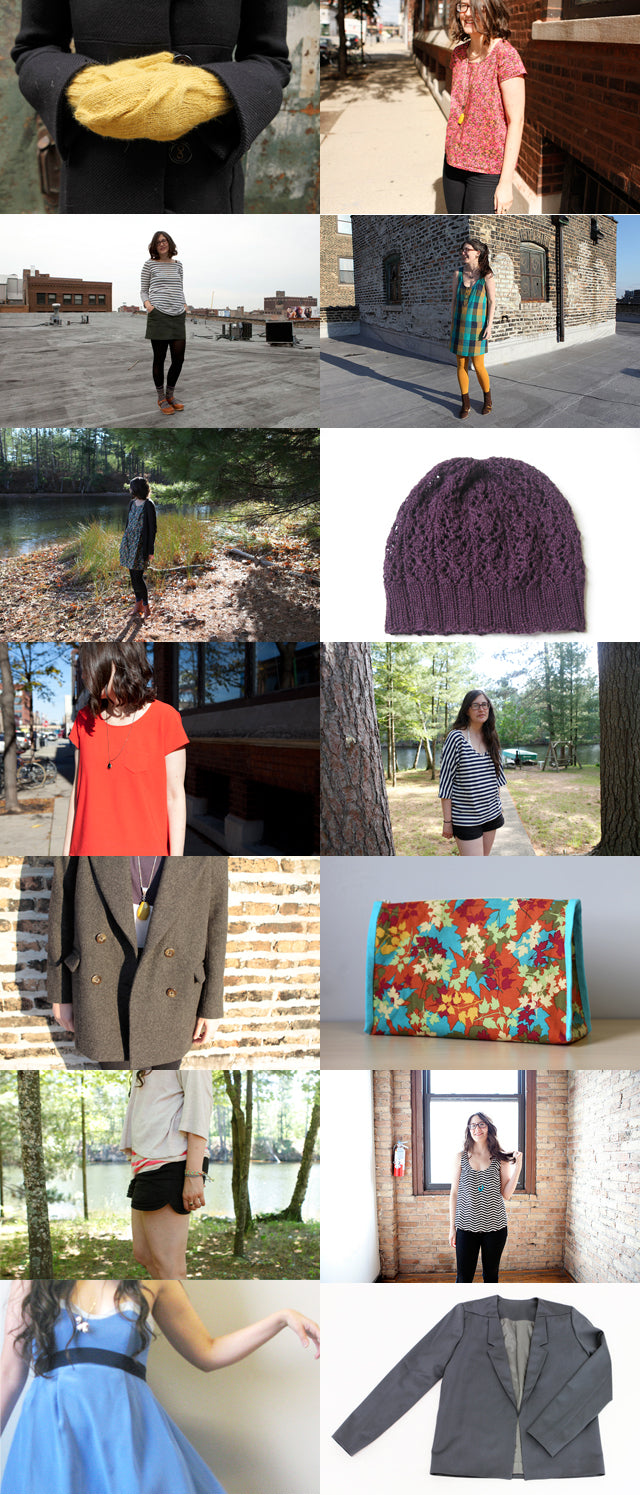 2011 Projects in Review | Grainline Studio