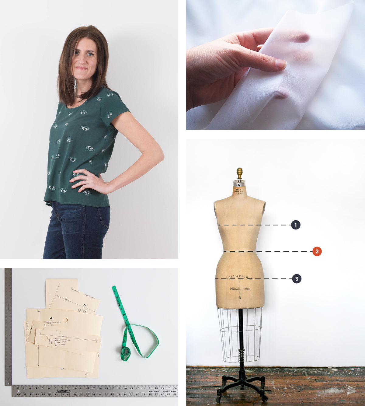 Our Top 5 Tips, Patterns, and Tutorials for Beginning Sewers | Grainline Studio