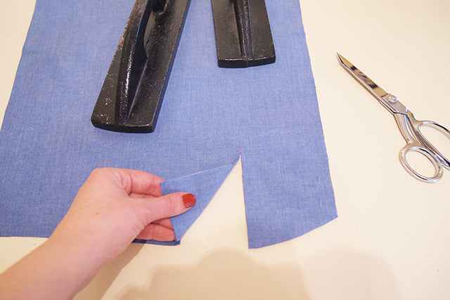 Archer Sew-Along: Cutting your Fabric