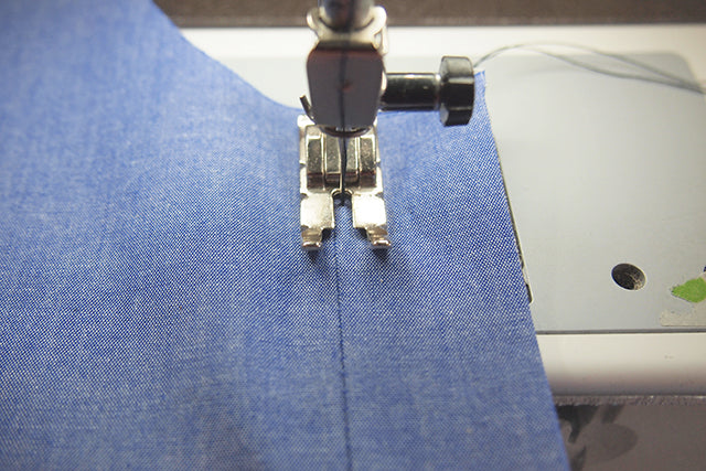 Archer Sew-Along: Making the Button Bands