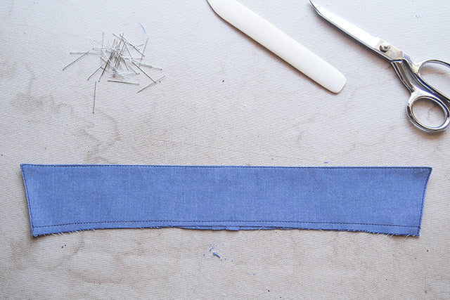 Archer Sew-Along: Assembling and Attaching the Collar