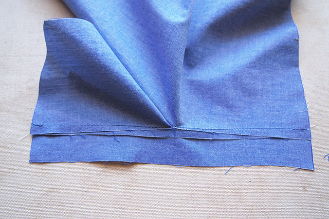 Archer Sew-Along: Sleeve Plackets