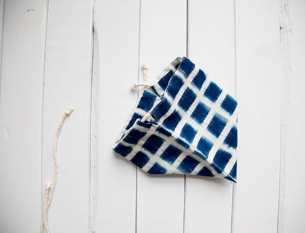 Grainline Studio | Cinch Pouch Tutorial