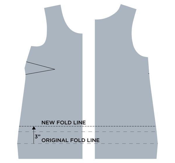 Cropped Willow Tank |Grainline Studio
