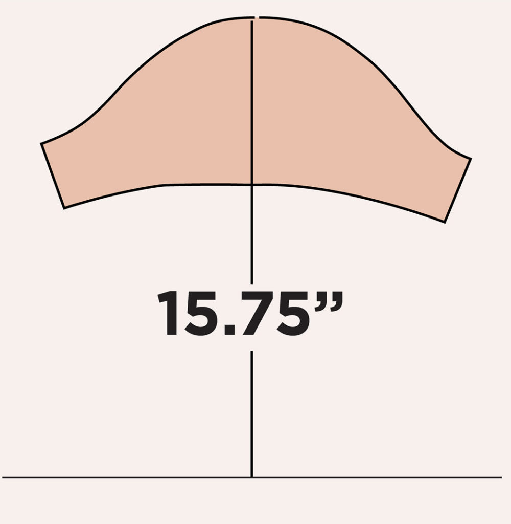 Scout Tee Modification 06: Cuffed Elbow Length Sleeves