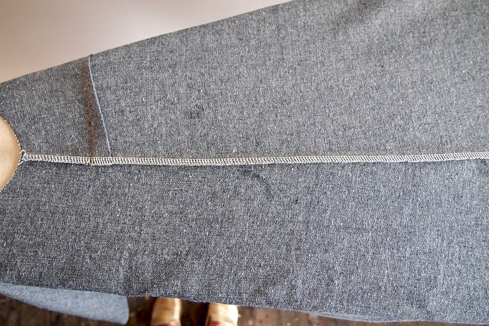 Grainline Studio | Alder Sew Along Day 09 | Side Seams and Skirts