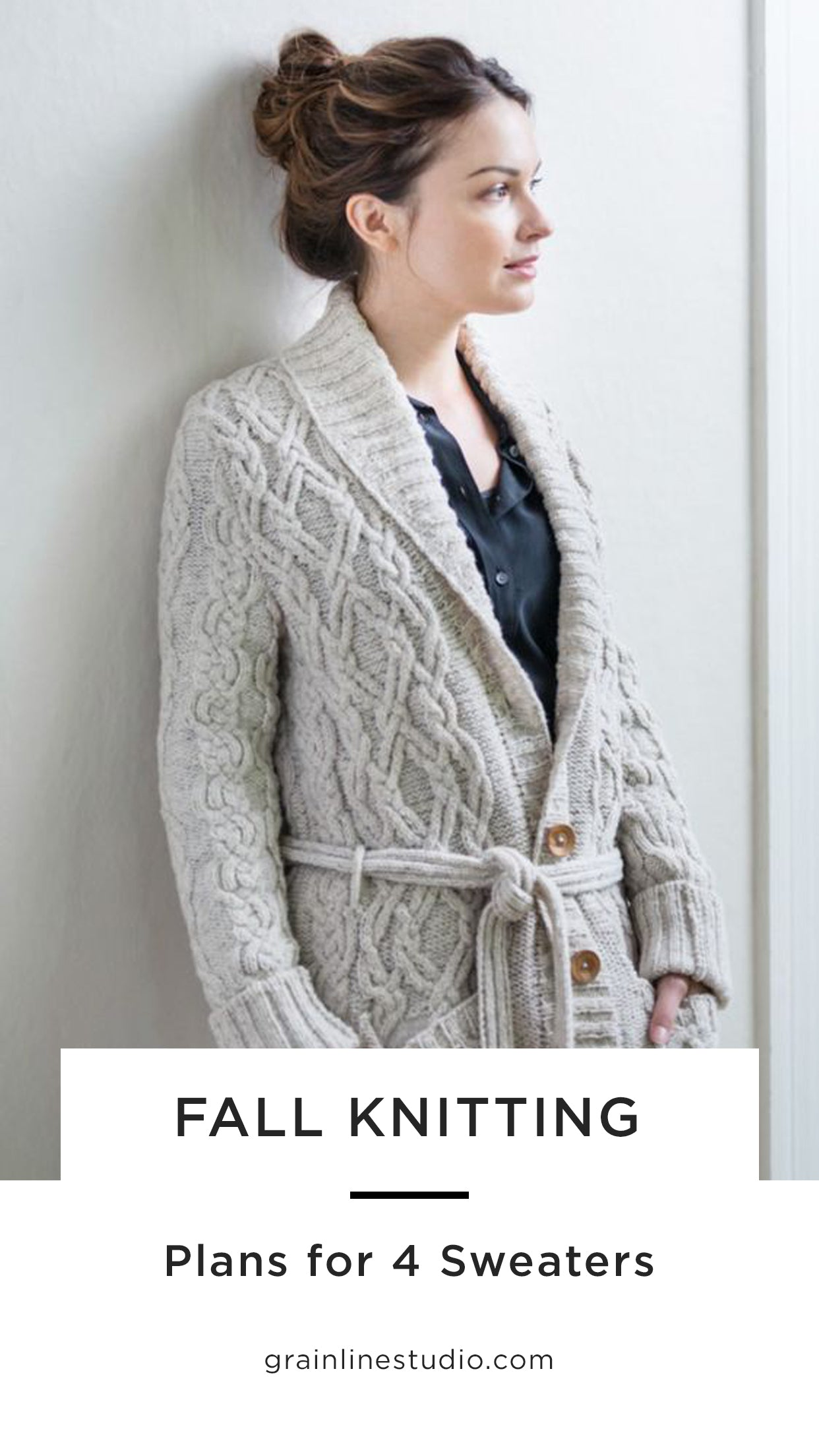 My Fall '18 Knitting Plans | Grainline Studio
