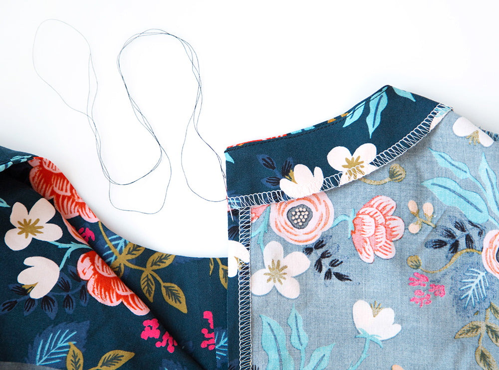 Farrow Sew-Along: Hems and Facings | Grainline Studio
