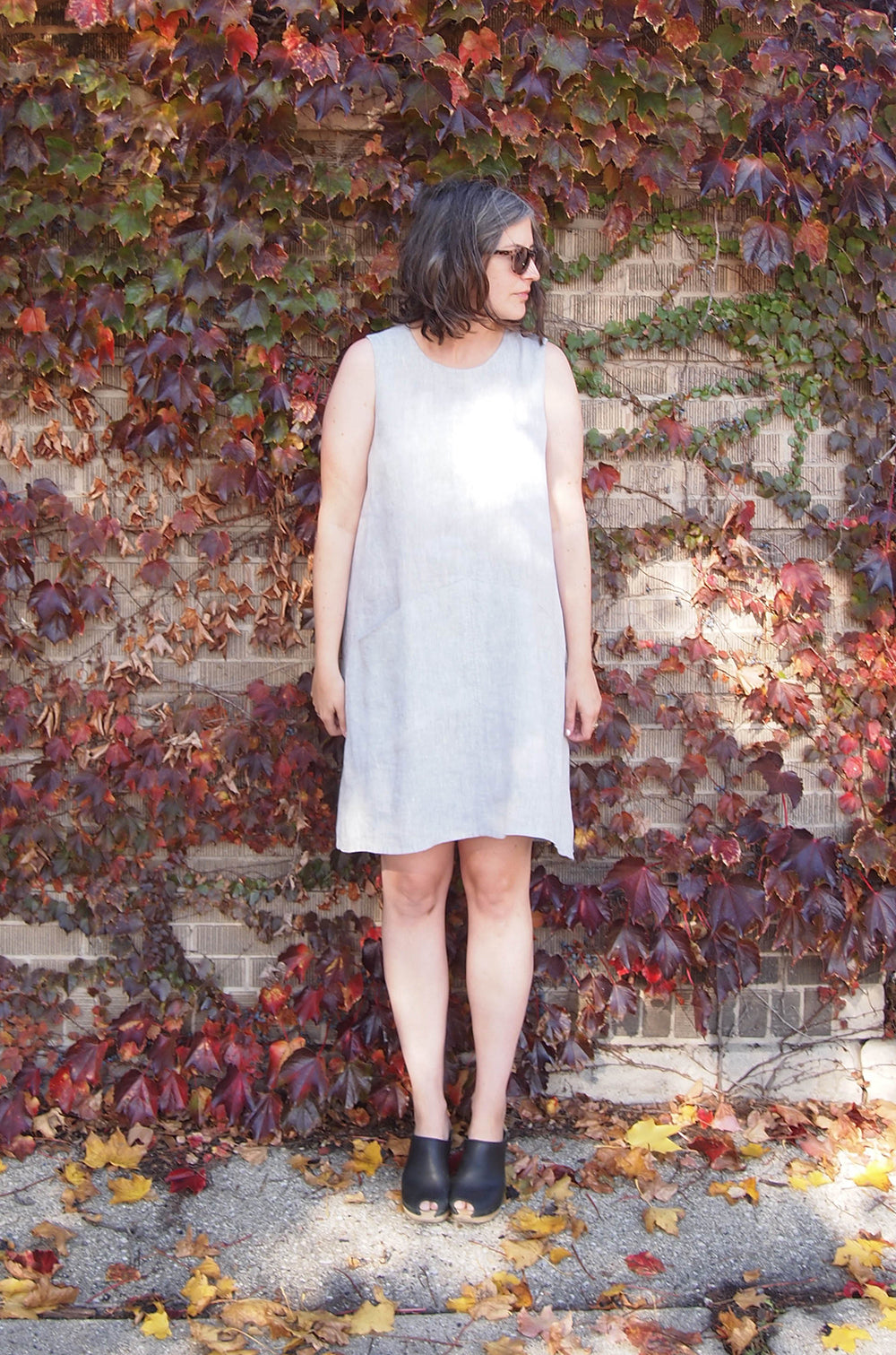Introducing the Farrow Dress | Grainline Studio