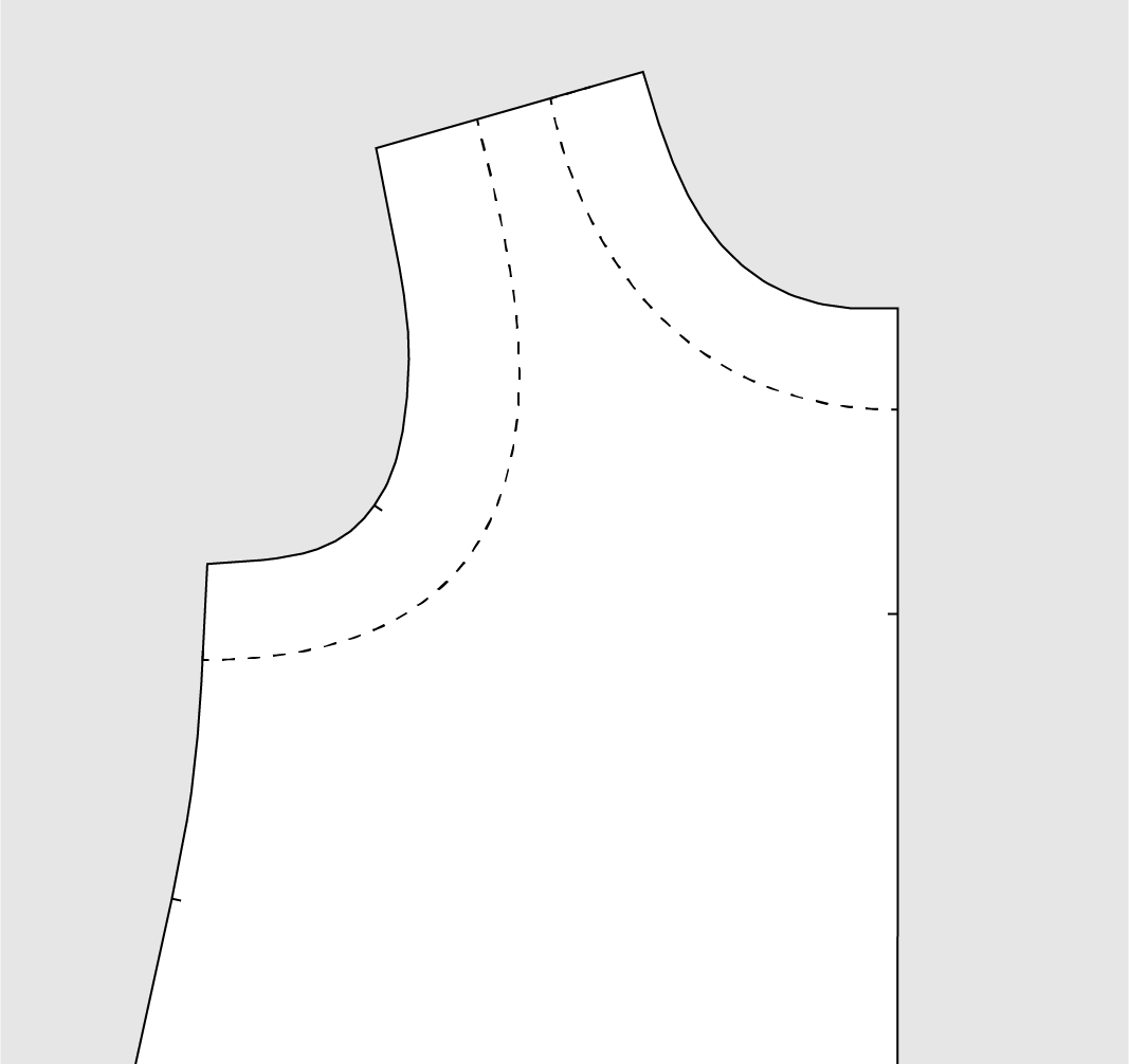 How to Line the Farrow Dress: Part 01 | Grainline Studio