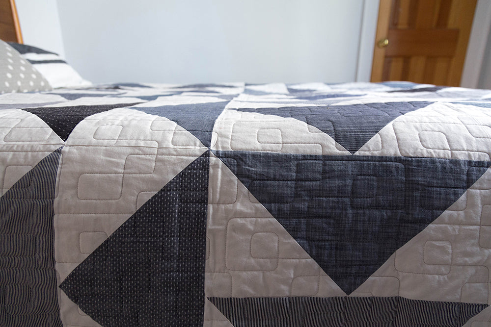 Handmade Everyday: My Four Winds Quilt | Grainline Studio
