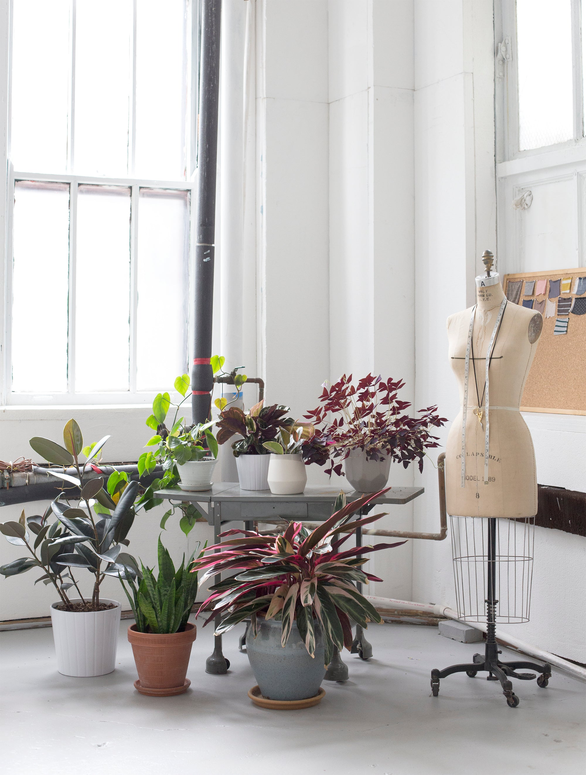 New Studio Workspace | Grainline Studio