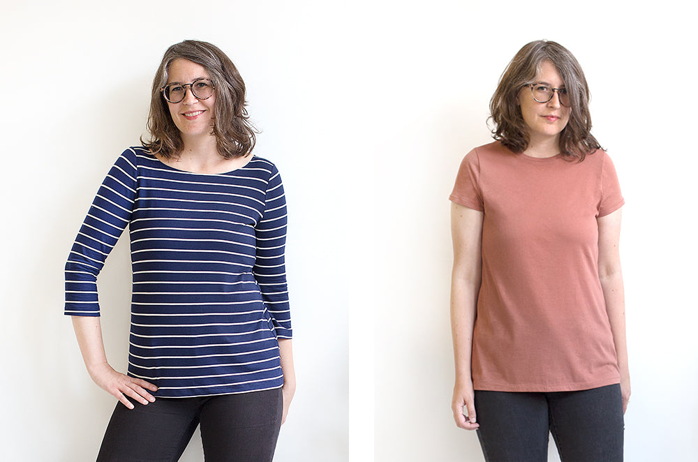 New Lark Tee | Grainline Studio