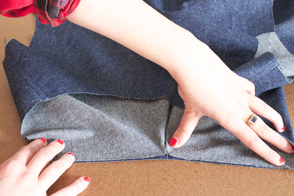 Madewell Scout Sewing Tutorial | Grainline Studio