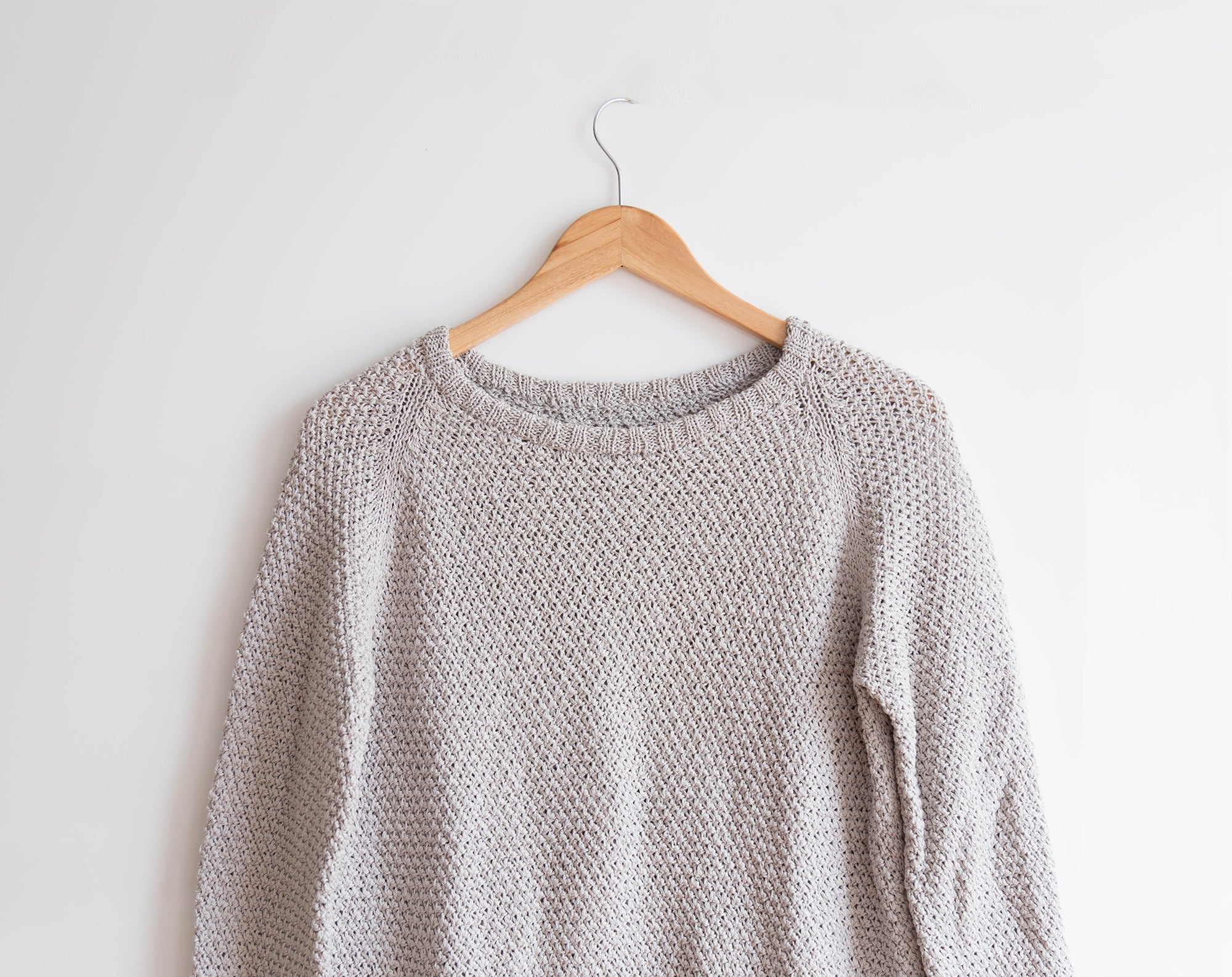 Finished Garment: Martine Pullover | Grainline Studio