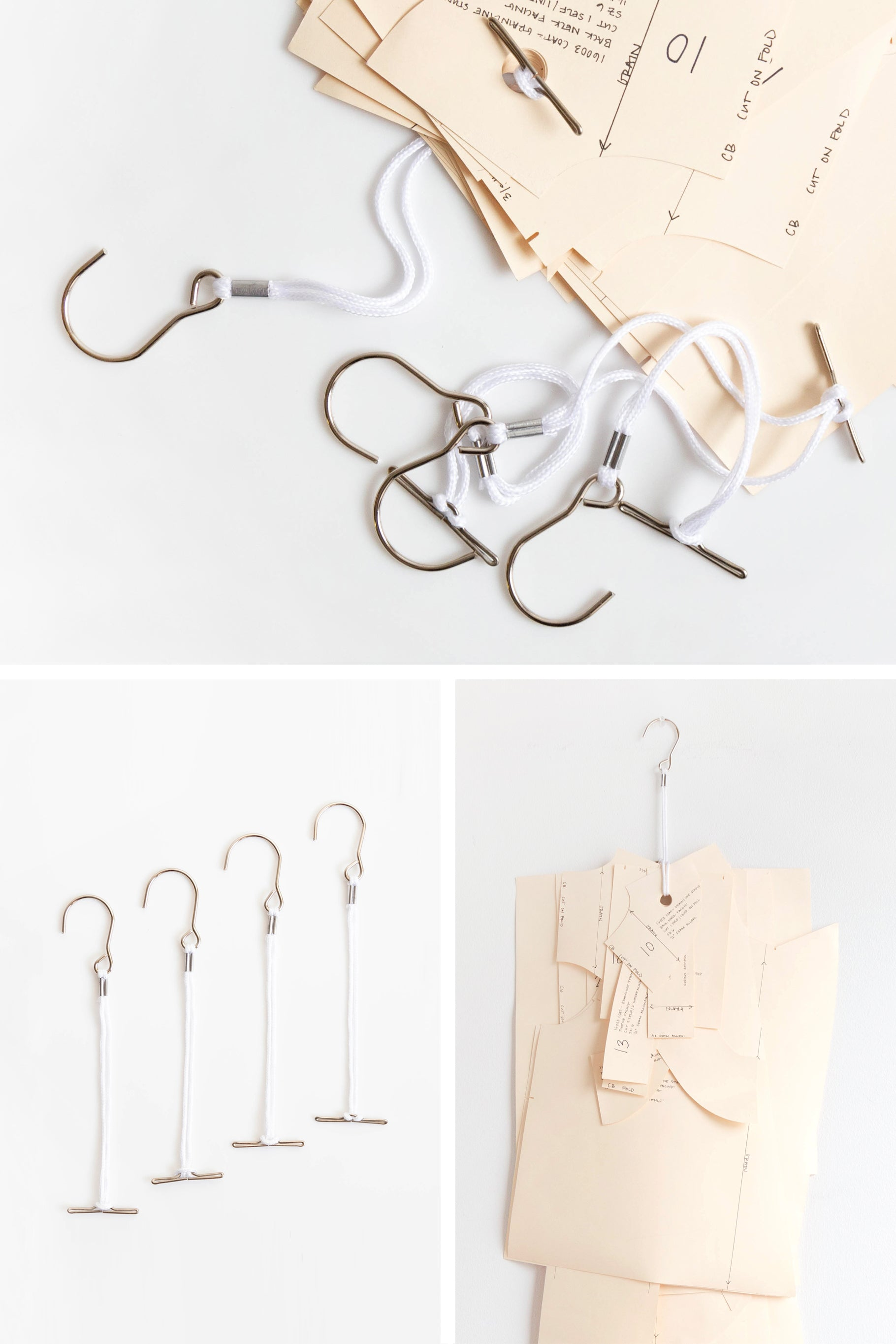 All About our Pattern Essentials Tool Kits | Pattern Hooks | Grainline Studio