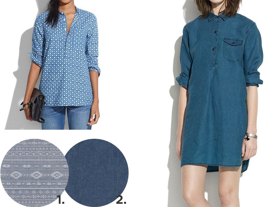 Archer Popover Inspiration | Grainline Studio