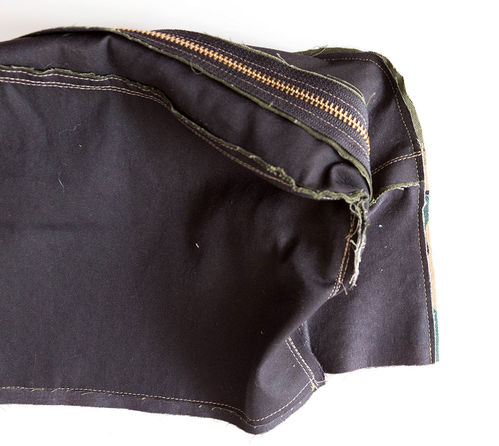 Portside Dopp Kit: Assembling the Body | Grainline Studio
